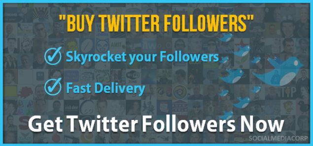 Get More Twitter Followers Today